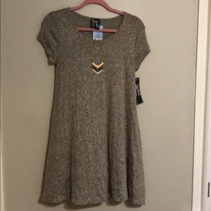 New Comfy Dress with attached necklace